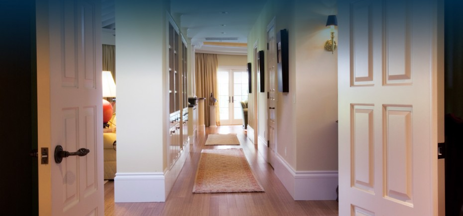 A-Pro Home Inspection Services knows home interiors
