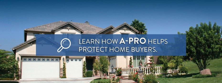 A-Pro Home Inspection Columbia