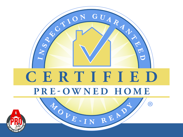 Certified Pre-Owned Home Inspection in Columbia